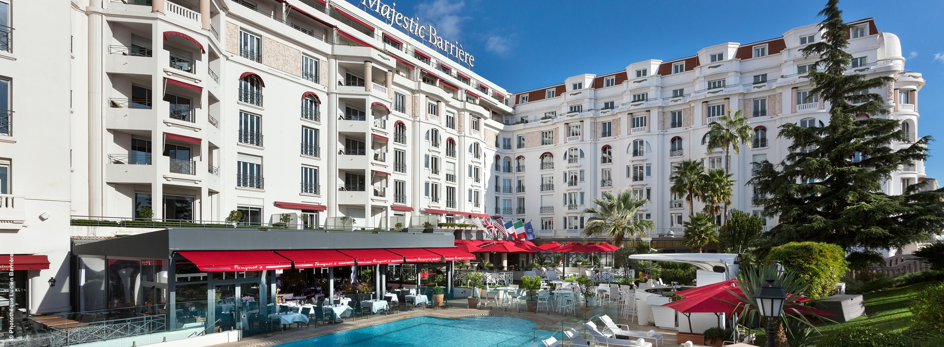 Hotel Barrière Le Majestic, Cannes