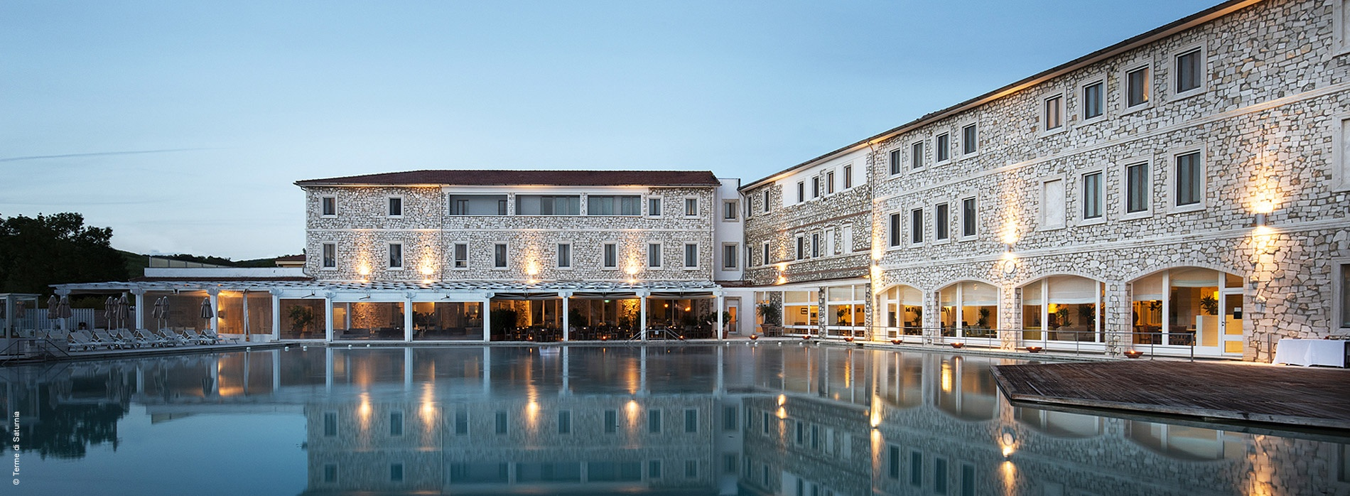 Terme di Saturnia Spa & Golf Resort, Saturnia